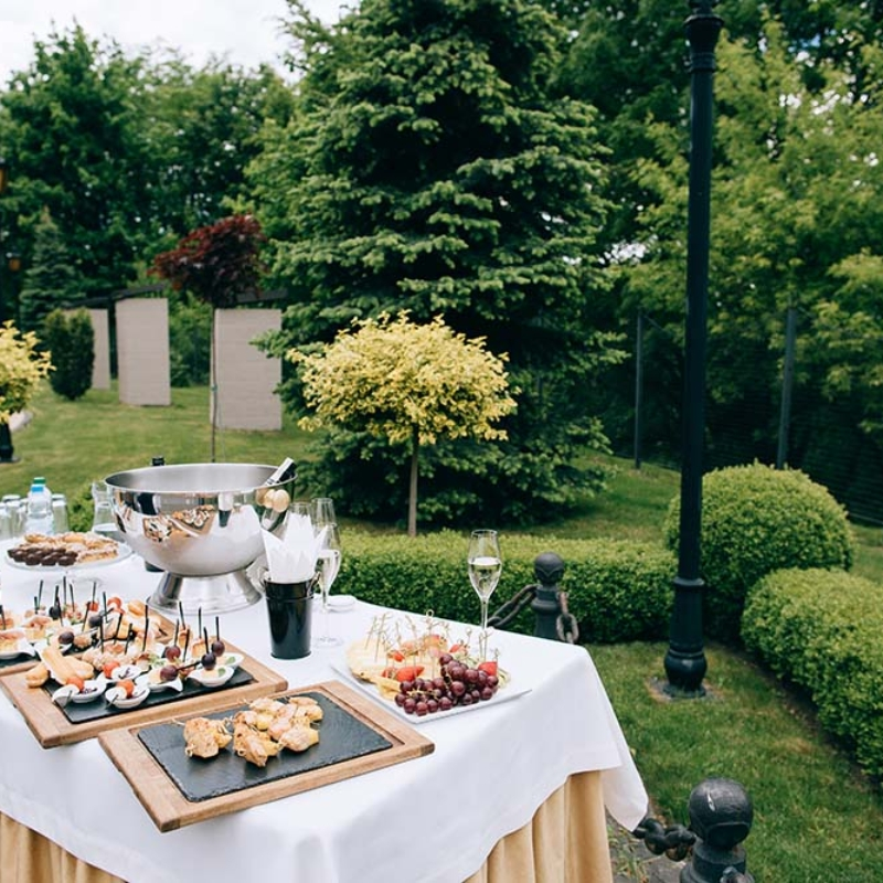 Organizzazione Catering Comunione a Torino