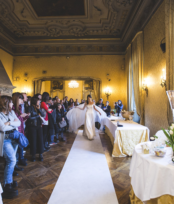 Nozze a Palazzo: Wedding Planner a Torino in mostra