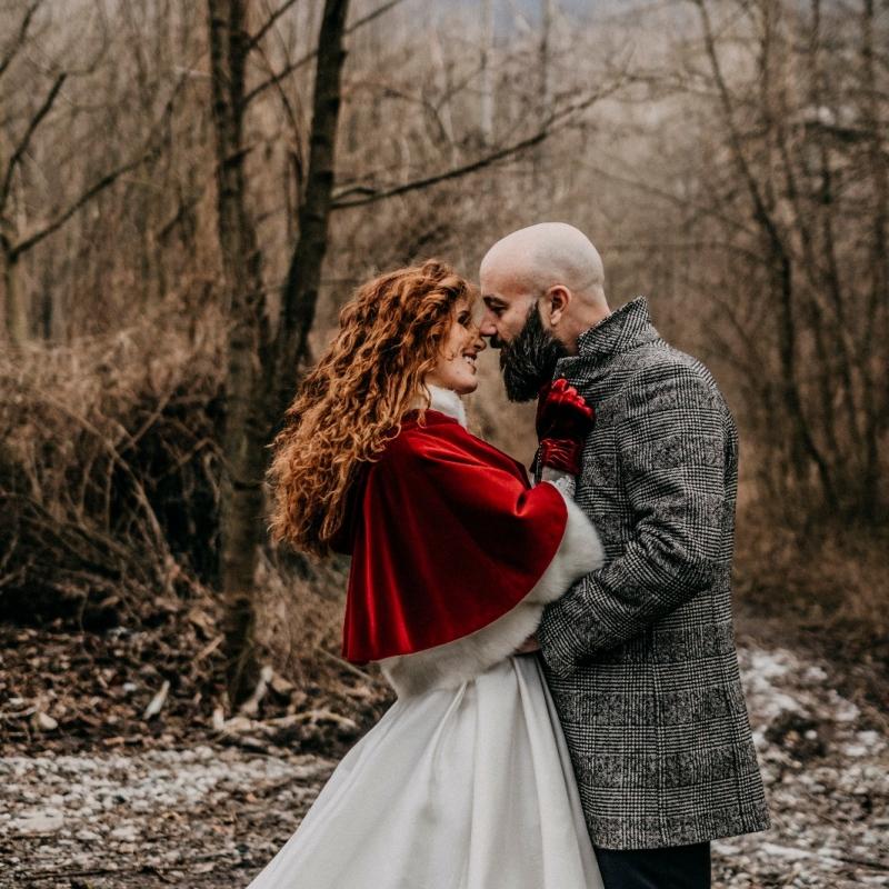 Matrimonio in Inverno - Mandragora Wedding Planner